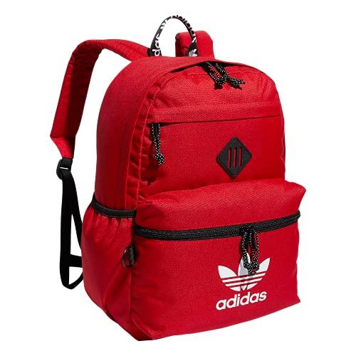 adidas Originals Trefoil 2.0 Backpack, Black, One Size
