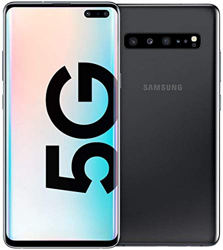 Samsung Galaxy S10 5G Tim Majestic Black 6.7'  8 GB/ 256 GB