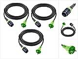 Festool plug it-Kabel H05 RN-F4/3 3er...