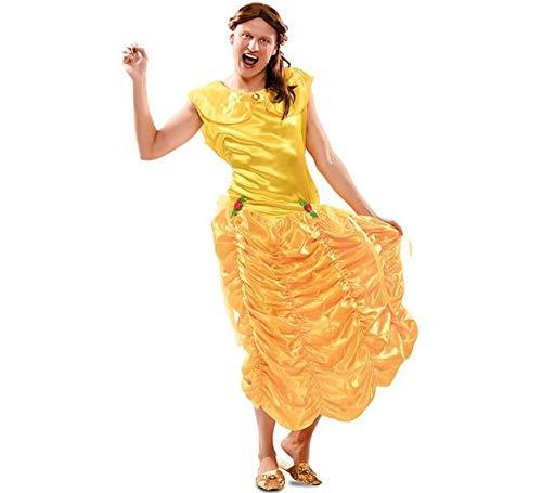 EUROCARNAVALES Disfraz de Princesa Bella para hombre