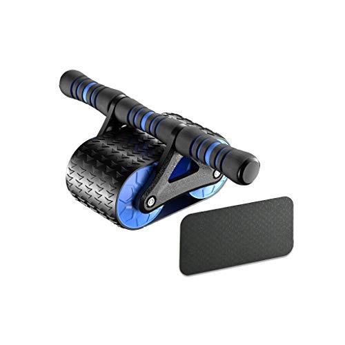 Abdominale trainer zuiger-type abdominale krultang automatisch rebounds abdominale spieren en buik wielen voor thuis buik