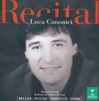 Bellini/Puccini/Verdi: Recital