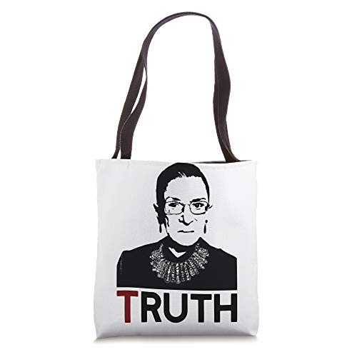 CAN'T SPELL TRUTH WITHOUT RUTH Bader Ginsburg RBG Meme Gift Tote Bag