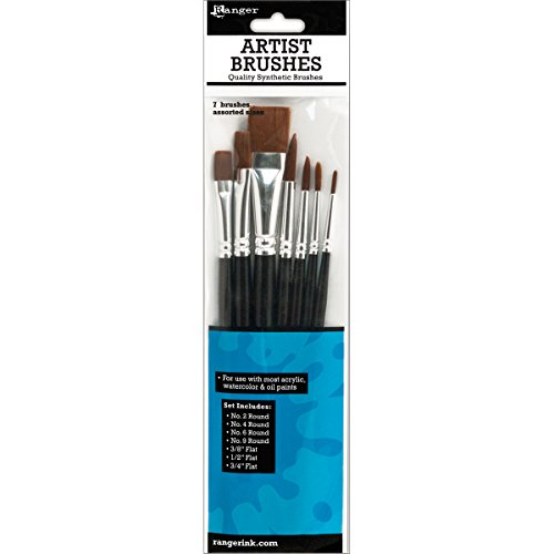 Ranger 7-Piece Artist Brush Set