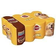 Pedigree Chunks In Gravy Mixed Pack Assortment 400G X 12