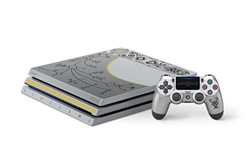 PlayStation 4 Pro - 1TB - Ensemble God of War en Édition Limitée - 2