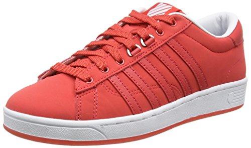 K-Swiss Damen Hoke SNB CMF Sneaker, Pink (Cayenne/White), 37 EU