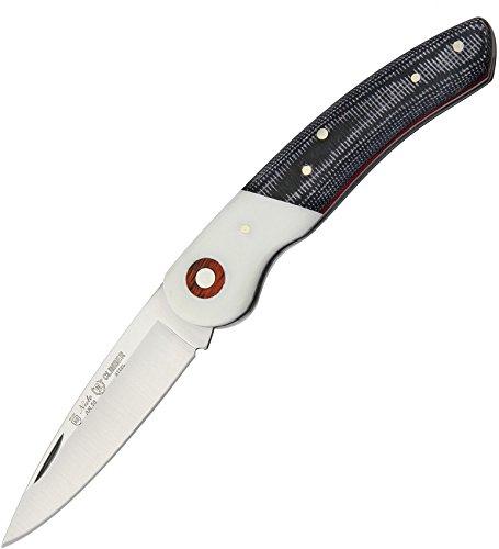 Nieto nie402 N, Couteau à Lame Fixe – Adulte Unisexe, Blanc, Taille Unique