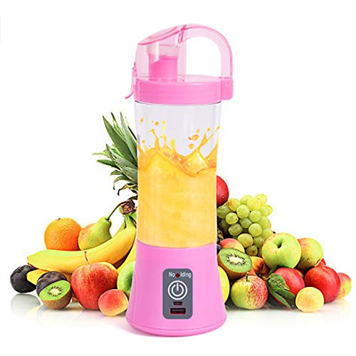 Buy Bargain SYQZ Portable juicer, Juice Machine Blender Smoothie Machine with Stainless Steel Blade ...