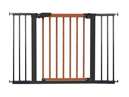 Baby Dan Avantgarde Grille de protection pour porte et escalier, certifié TÜV/GS, 71,3 à 117,1 cm – Fabriqué au Danemark