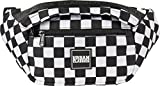 Urban Classics Top Handle - Bolso Bandolera (33 cm), Blanco/Negro (Multicolor) - TB2550