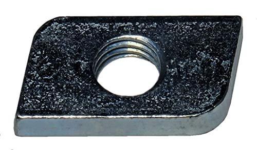 20 Stück Schiebemuttern M8 f. C-Profile 38x40