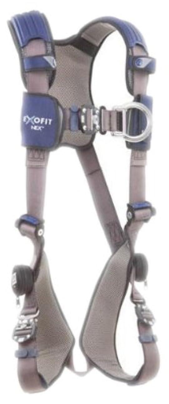 巡礼者熟すカフェDBI/Sala 1113037 ExoFit NEX Vest-Style Full Body Harness, Large, Blue/Gray by DBI-Sala