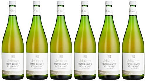 Achkarren Spätburgunder Weißherbst Qualitätswein Lieblich (6 x 1 l)