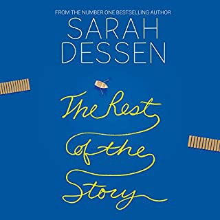 The Rest of the Story                   By:                                                                                                                                 Sarah Dessen                               Narrated by:                                                                                                                                 Rebecca Soler                      Length: 12 hrs and 4 mins     1 rating     Overall 4.0