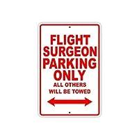 取り付けが簡単な事前に開けられた穴、航空医官の駐車場のみ、公園の標識公園ガイドABC警告標識私有地の金属屋外の危険標識