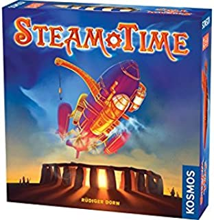 Steam Time Board Game