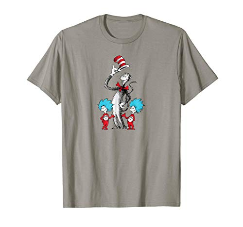 Dr. Seuss The Cat and Things T-shirt