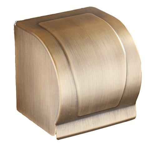 Cayun papierrolhouder, wc-houder, wand- toiletpapierhouder, badkamer, rek, toiletpapierhouder, jkghjfgxd