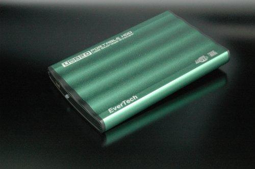 2,5' Festplattengehäuse USB2,0 SATA,...