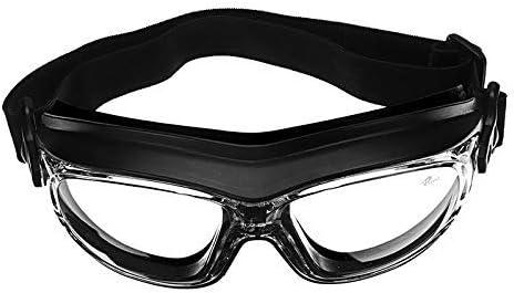 NOBRAND Polvo Resistente a los Golpes del Viento Química Pintura en Aerosol Pintura contra Salpicaduras Use protección para los Ojos Gafas de Seguridad en el Lugar de Trabajo - Negro