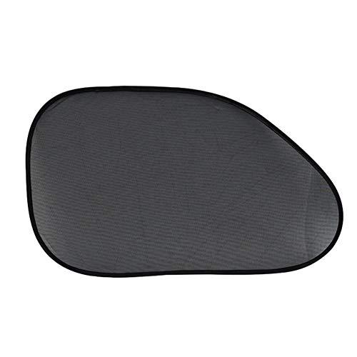AleXanDer1 Protector Solar para automóvil 2pcs Ventana de Malla Parasol Protección Ventana Verano Coche de la película La Cortina de Sun Protección UV de Coches Cortina Ventana de Coche Lateral de la