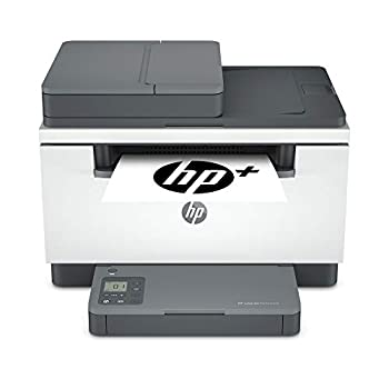 HP LaserJet MFP M234sdwe Wireless Black & White Printer with bonus 6 free months Instant Ink with HP+  6GX01E