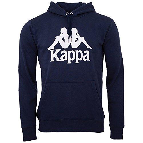 Kappa–Sudadera Taino, Hombre, Taino, 821 Navy, Large