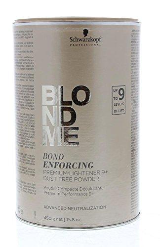 Schwarzkopf Blond Me Bond Enforcing Premium Lightener 9+ 450ml