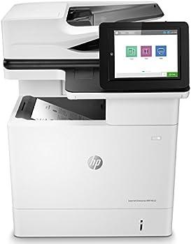 HP LaserJet M632h Network Monochrome Laser 3-in-1 Printer