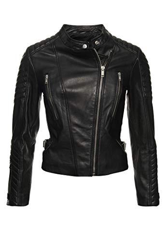 Superdry LS Essentials Racer Jacket Chaqueta para Mujer