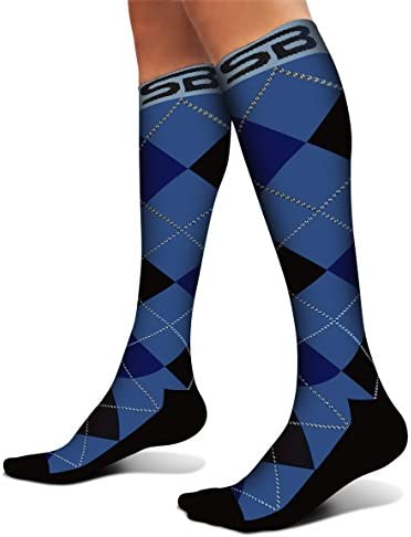 SB SOX Compression Socks 20 30mmHg for Men Women Best Stockings for Running Medical Athletic product image