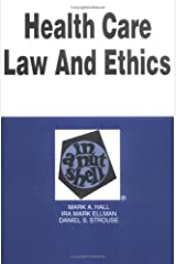 Hall Ellman Health Ethics Nuts (Nutshell Series) Paperback