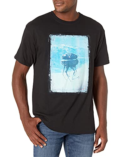 Star Wars Imperial Drone Graphic Camiseta para hombre - Negro - Large