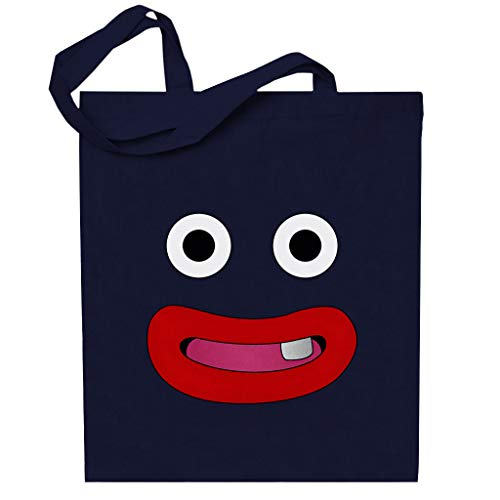 Face Smiling Dragon Ball Z Totebag