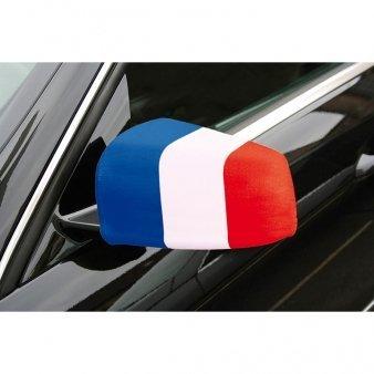amscan - 9900938 - 2 Chaussettes France pour rétroviseur