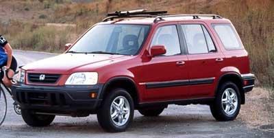 1999 Honda CR V EX, 4 Wheel Drive Automatic Transmission ...