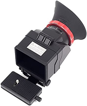 D3300 D200 D100s D3100 D3200 vhbw Ovalado Ocular para c/ámara r/éflex Digital DSLR- Visor Nikon D100 D300 D300s D3000