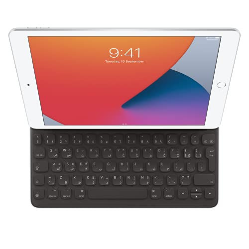 Apple Smart Keyboard for iPad (9th Generation) and iPad Air (3rd Generation) - Arabic