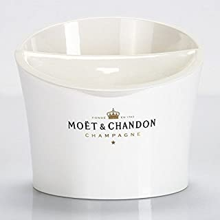 Moet & Chandon Champagne Ice Imperial Ice Cubes Mini Bucket Small Fruit and Mint Bowl