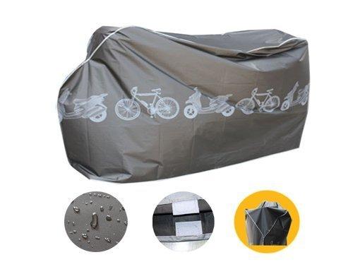 215 cm Waterproof Motorcycle Cover Motorbike Scooter Bike Storage Protection SM1BS