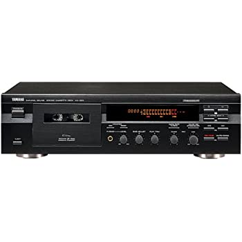 Registratore musicassette Renkforce TP-1000 Nero Doppio vassoio per cassette