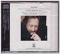 Brahms: Piano Concerto No. 1 & P by Lazar Berman (2007-11-06)