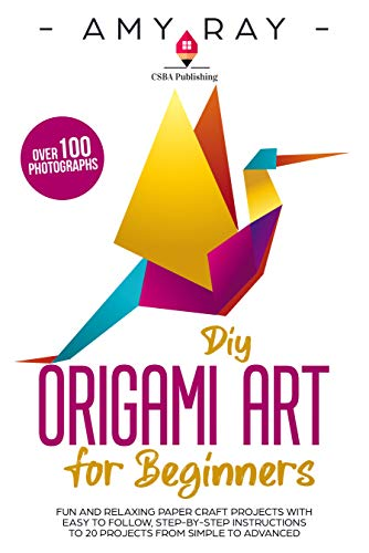 DIY Origami Art for Beginners by Amy Ray ebook deal