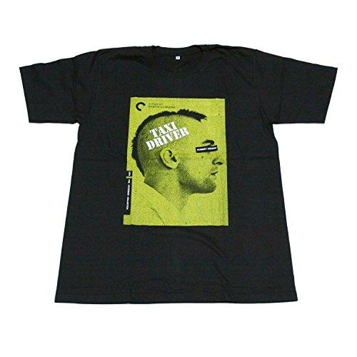 タクシードライバー 映画 ロバートデニーロ 名作 アメリカ USA ストリート系 デザインTシャツ おもしろTシャツ メンズTシャツ 半袖 (XL, 黒) [並行輸入品]