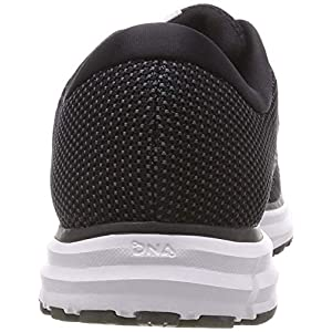 Brooks Mens Revel 2 Running Shoe - Black/Grey/Grey - D - 10.0