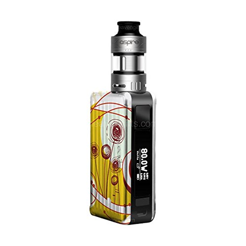 Aspire Puxos100W Kit with Cleito Pro Tank 21700 Battery Included (Circles-P6)