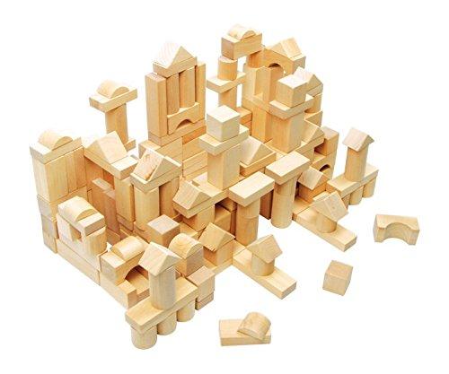 Saco de cubos de madera