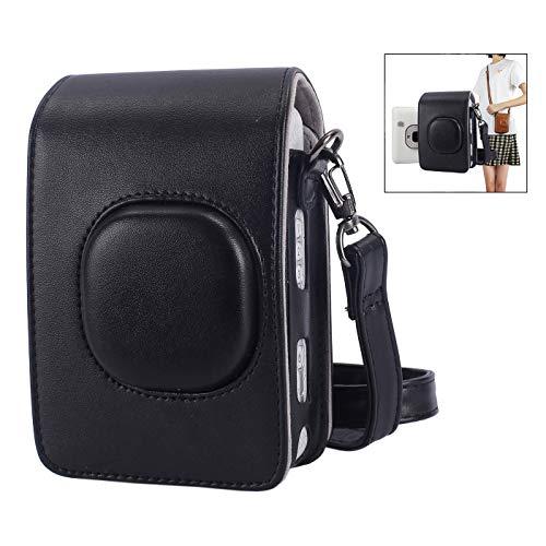 iPobie Kamera Schutzhülle für Instax Mini LiPlay hybrid Sofortbildkamera,Reise Kameratasche Hülle Abdeckung mit Abnehmbaren Riemen