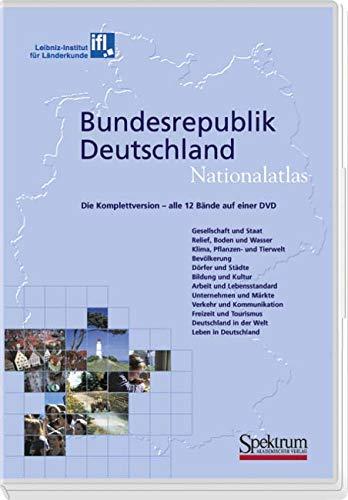 Nationalatlas Bundesrepublik Deutschland - Die Komplettversi